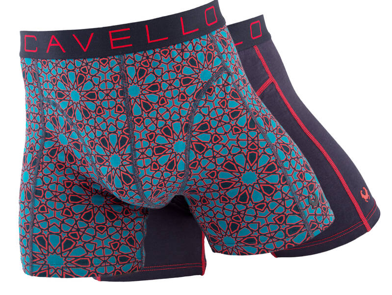 Cavello heren boxer 2-pack