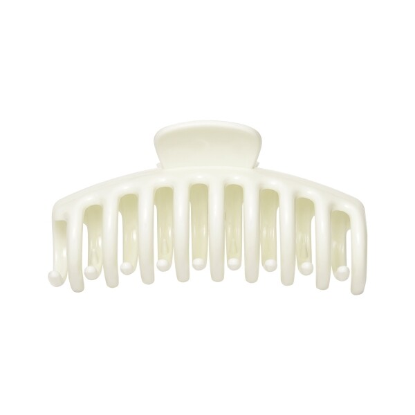 Hairclip off white