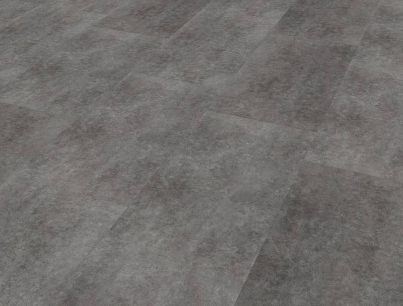 Your Floor LVT40 Tegel | Donker Metallic