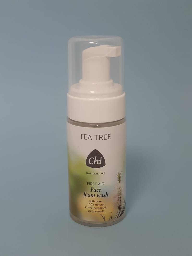 Chi - Tea Tree Face foam wash