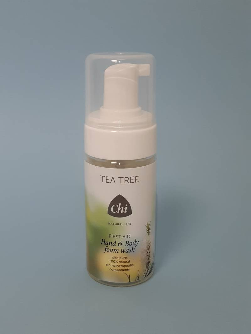 Chi - Tea Tree Hand & Body Foam Wash