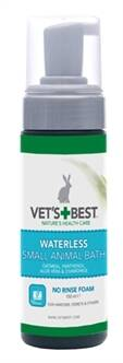 VETS BEST WATERLESS SMALL ANIMAL BATH 150 ML