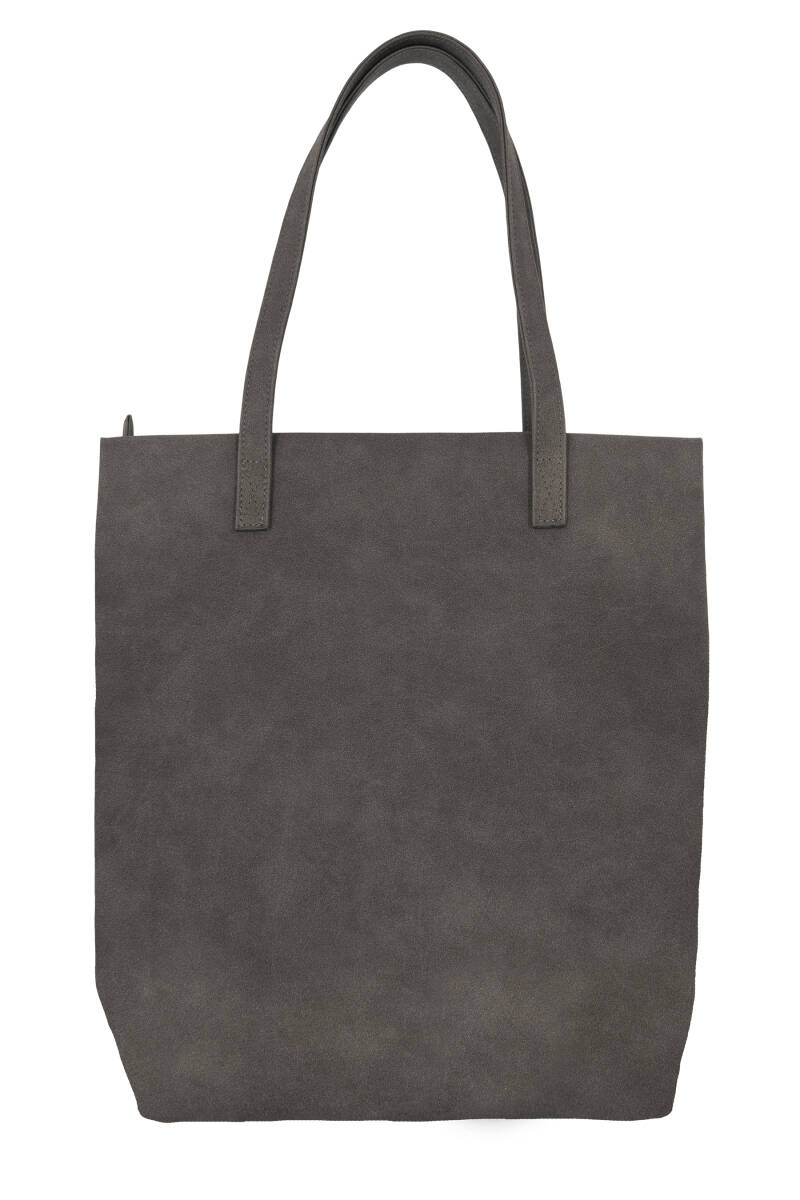 Basic shopper mat taupe