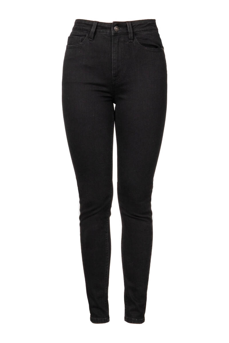 Stoere jeans off black