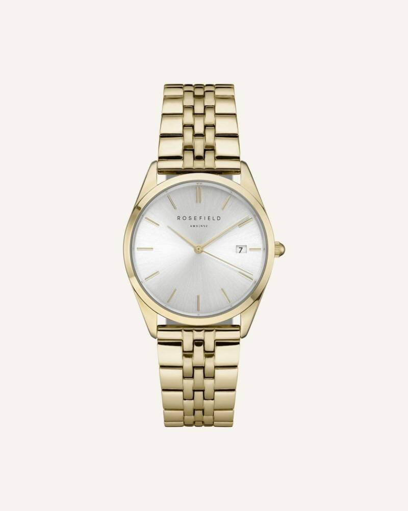 The Ace Silver Sunray Gold 33mm
