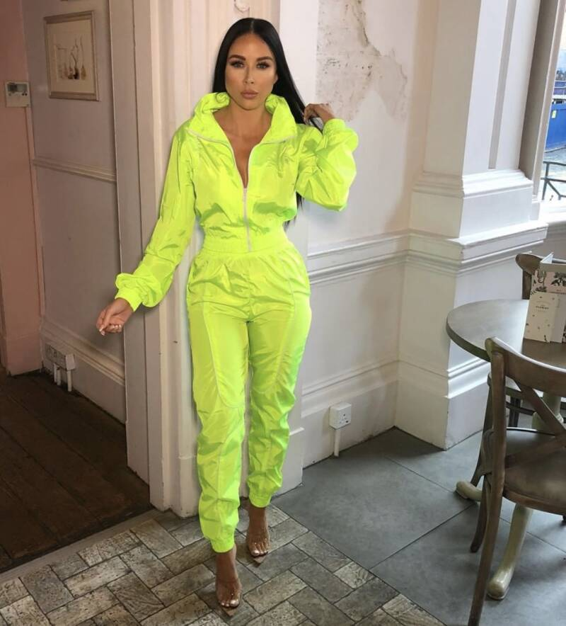 LIME Tracksuit