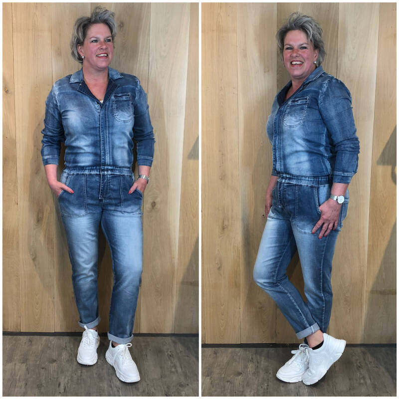 Jeans Jumpsuit 'Place du Your'