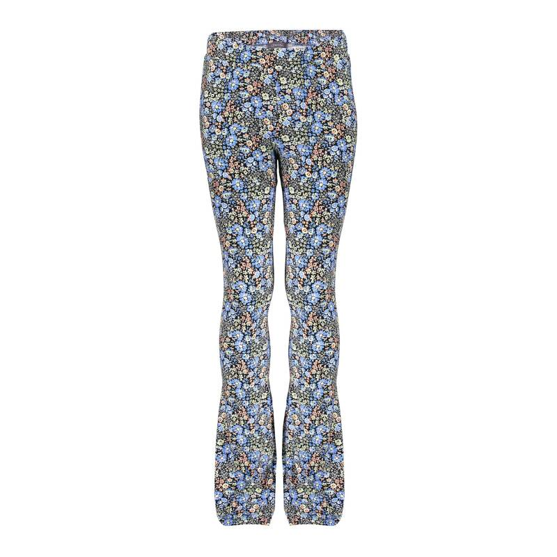 flaire pants flower print
