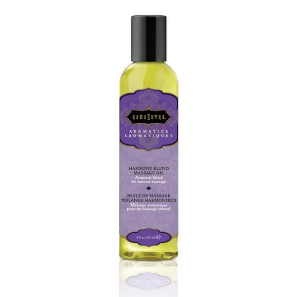 Kama Sutra Aromatic Massageolie Harmony Blend