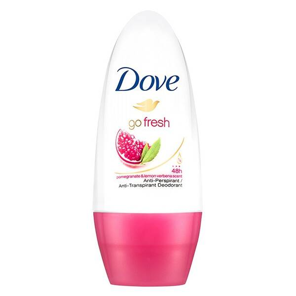 Dove Deoroller Go Fresh Pomegranate 6x 50 ml