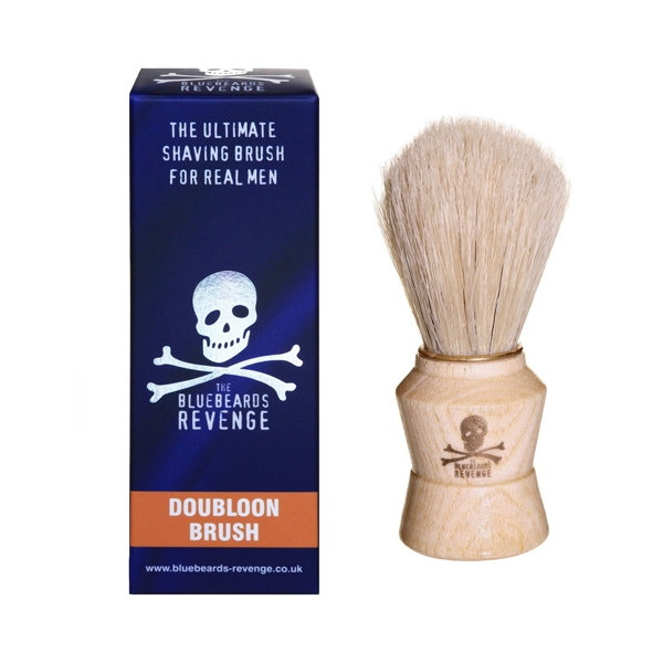 Scheerborstel met Houten Handvat The Ultimate The Bluebeards Revenge