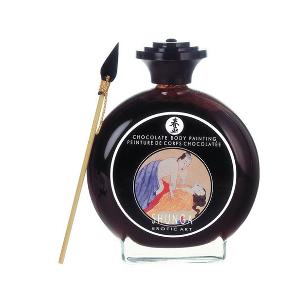 Body Paint Shunga Chocolade