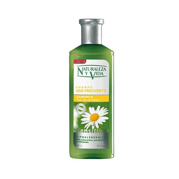 Naturaleza y Vida Shampoo Sensitive 300 ml