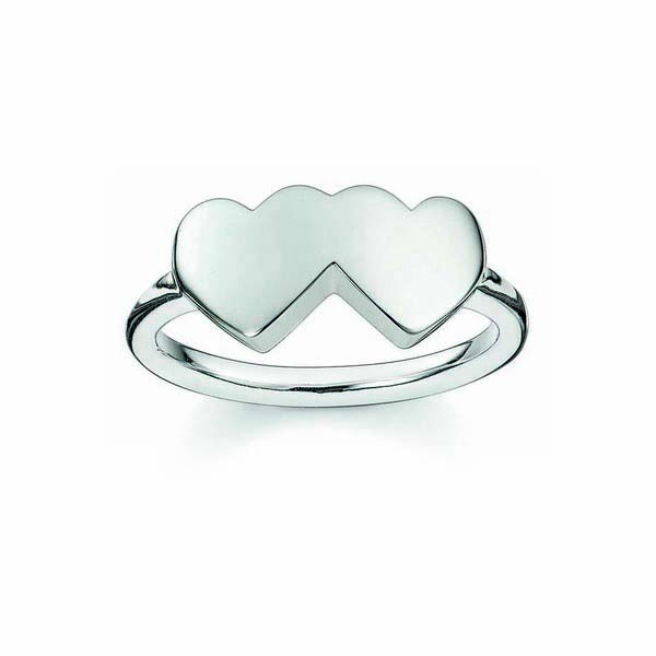 Ring Dames Thomas Sabo TR2081-001-12/16,5mm