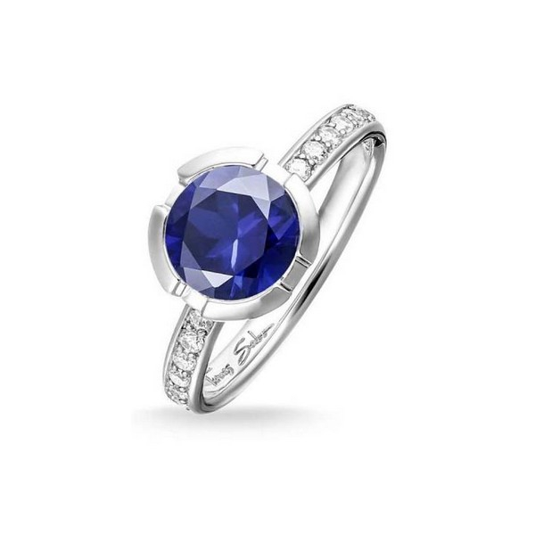 Ring Dames Thomas Sabo TR1931-001-12-60/16,5 mm