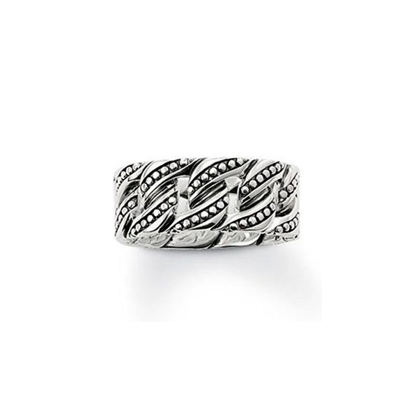 Ring Dames Thomas Sabo TR1931-001-12-52/16,5 mm