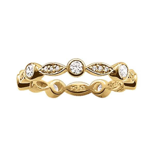Ring Dames Thomas Sabo TR1985-414-14-54/17,1 mm