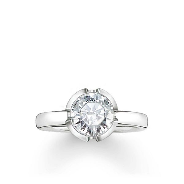 Ring Dames Thomas Sabo TR2034-051-14 (17,2 mm)