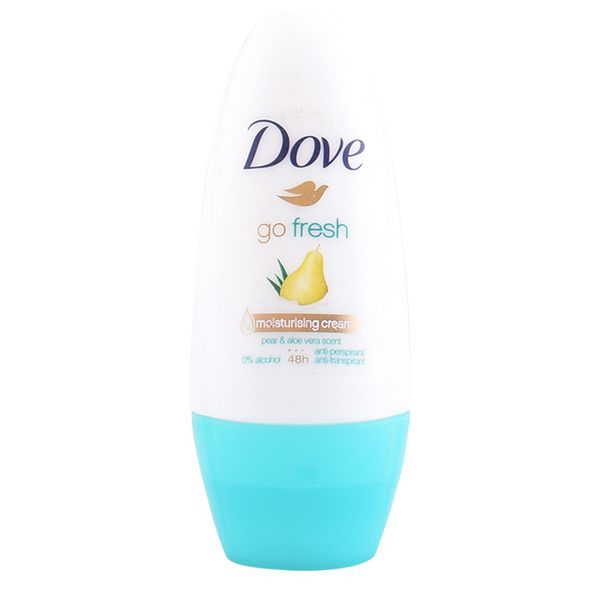 Deodorant roll on pear & aloe vera