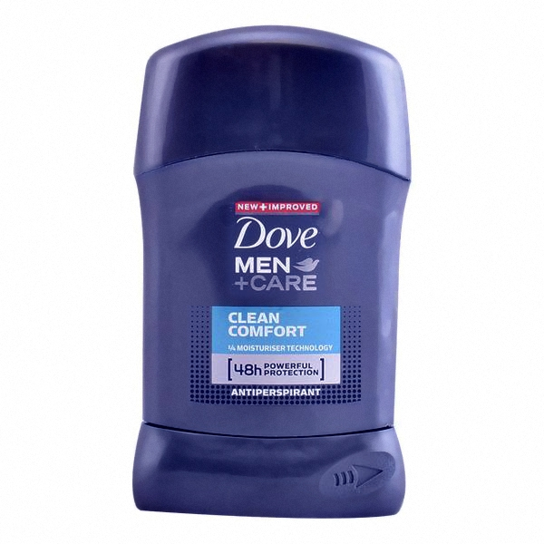 Dove Deodorant Stick Men Clean Comfort  (50 ml)