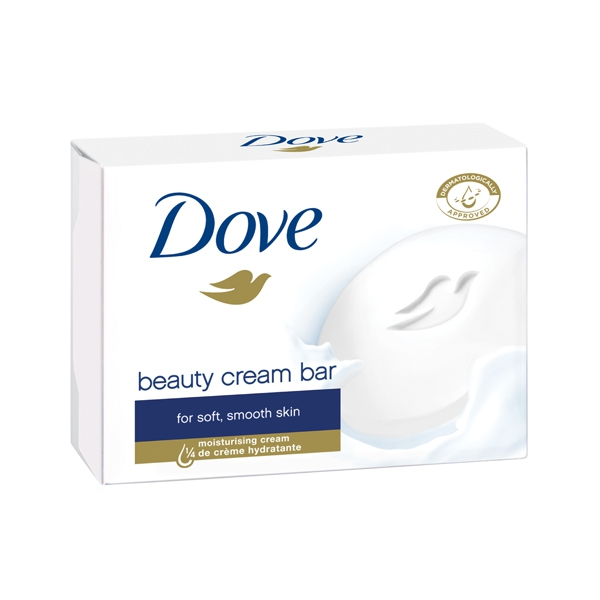Dove Zeep Set Beauty Cream Dove (6 pcs)