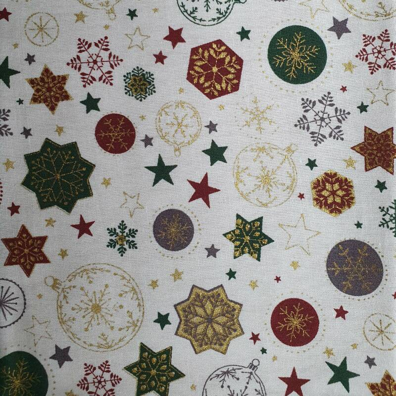 Best Christmas Fabric 752