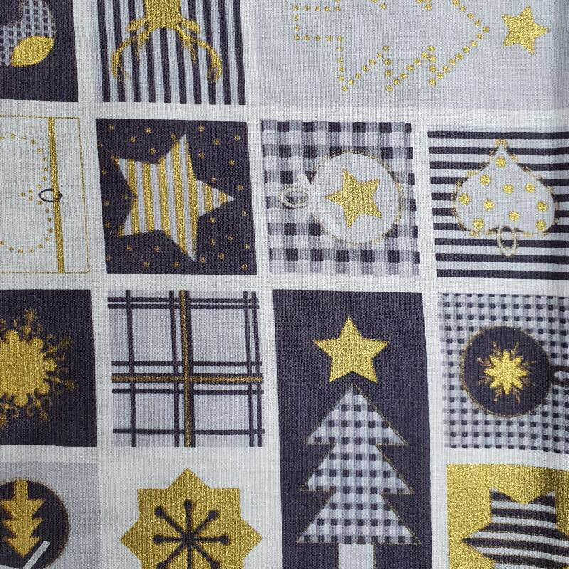 Best Christmas Fabric 754