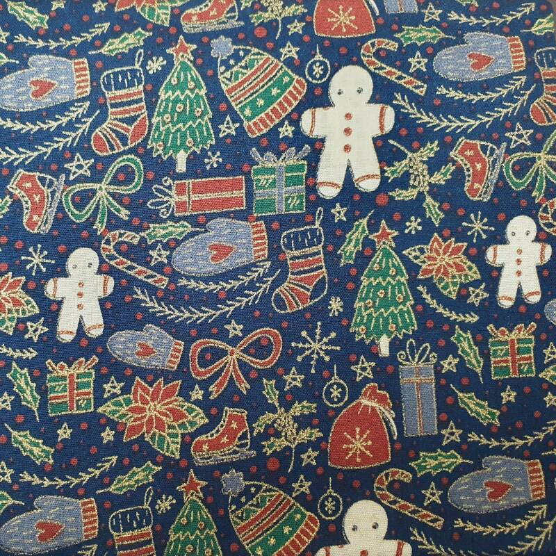 Best Christmas Fabric 756