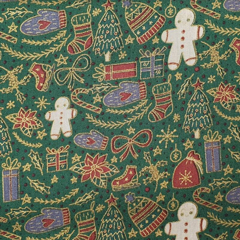 Best Christmas Fabric 757