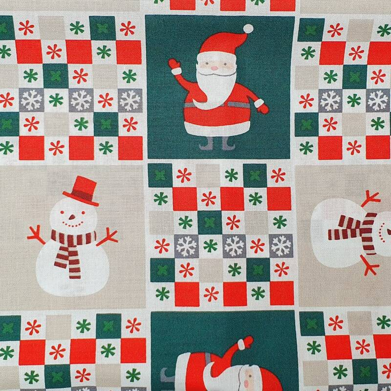 Best Christmas Fabric 759