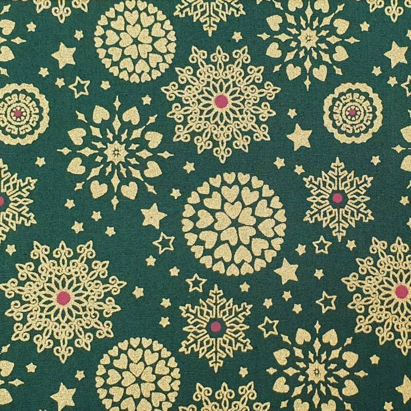 Best Christmas Fabric 761
