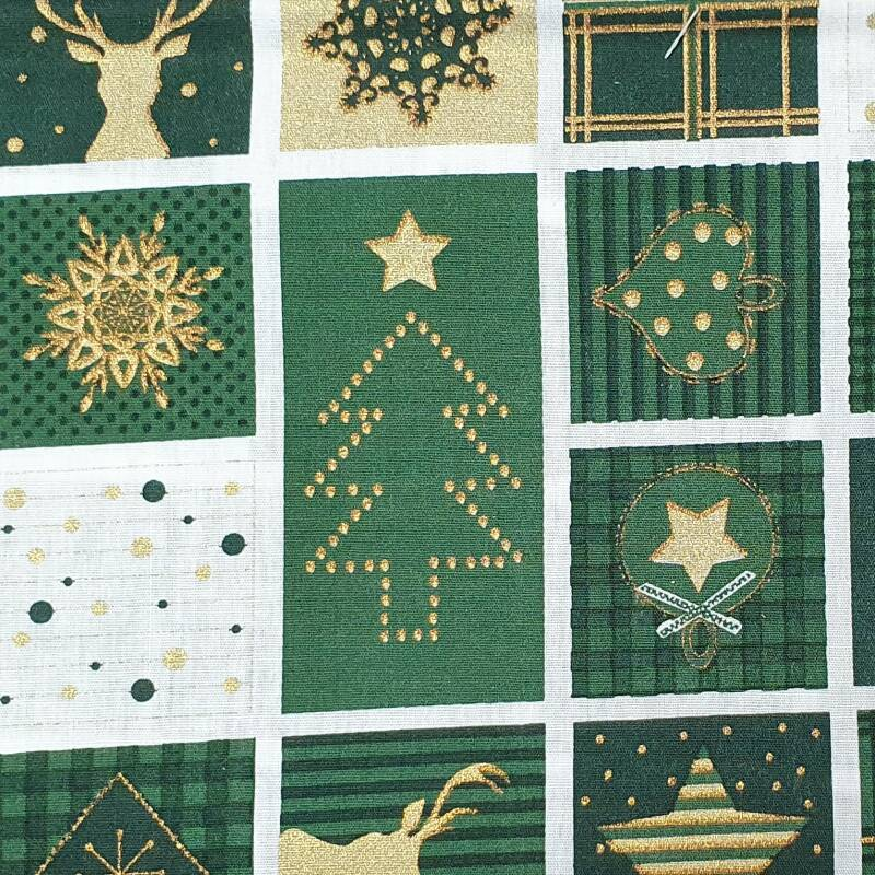 Best Christmas Fabric 763