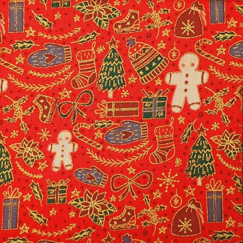 Best Christmas Fabric 768