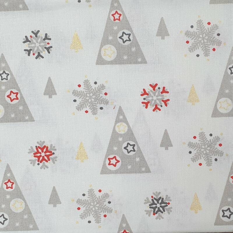 Best Christmas Fabric 770