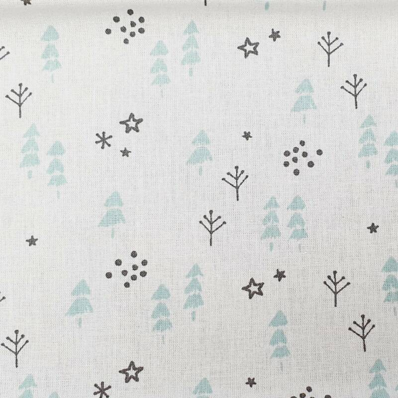 Best Christmas Fabric 771