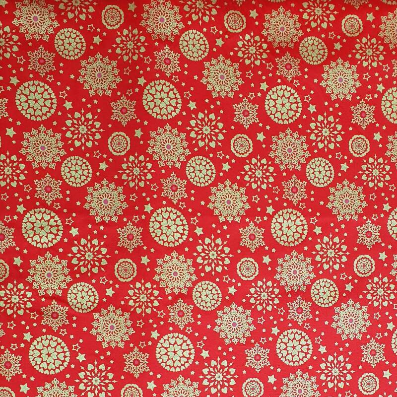 Best Christmas Fabric 805