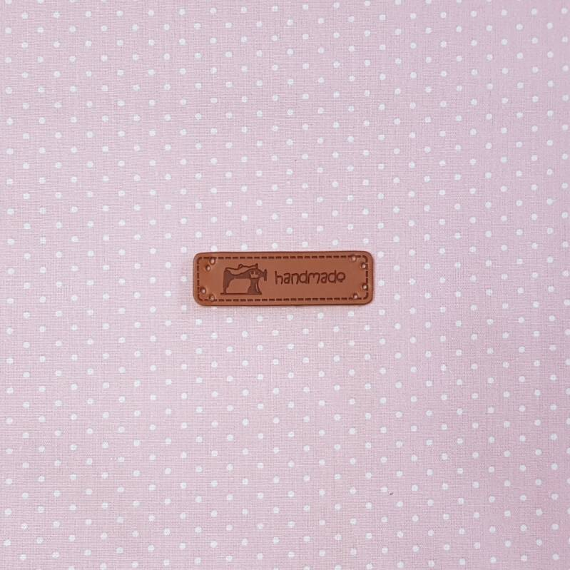 Declaration Label (PU Leather) Hand made 963