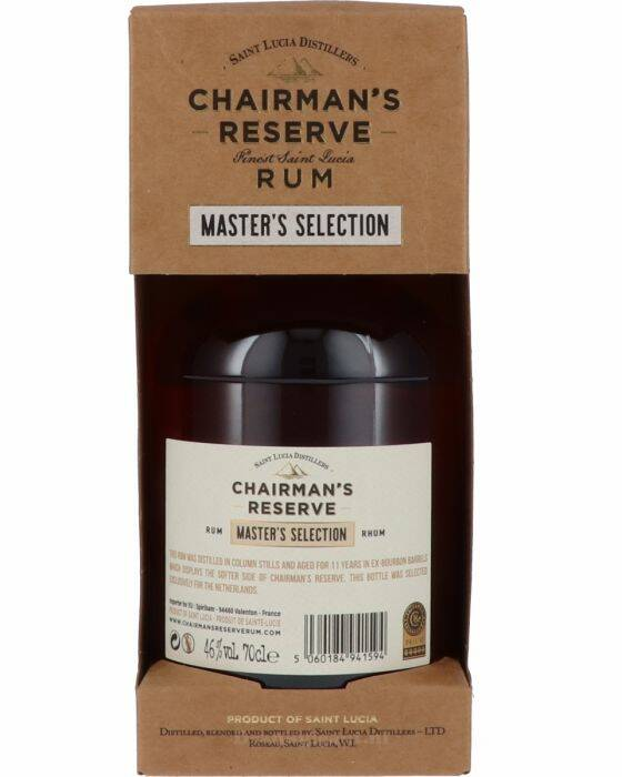 Chairman's Reserve Masters Selection Rum LIMITED EDITION