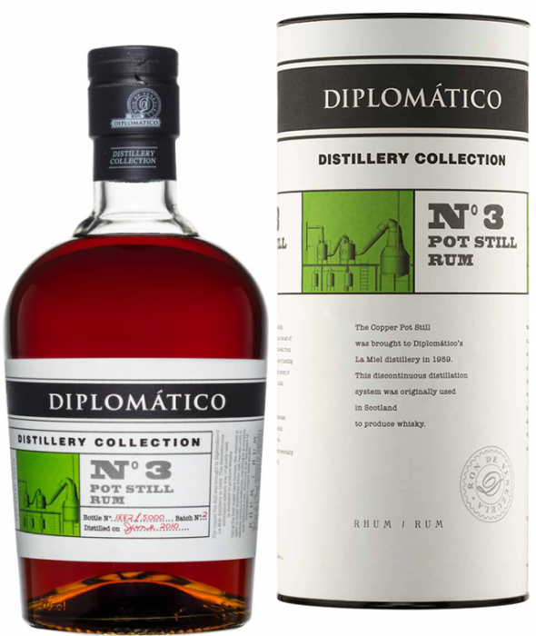 Diplomatico Distillers Collection No.3 Rum