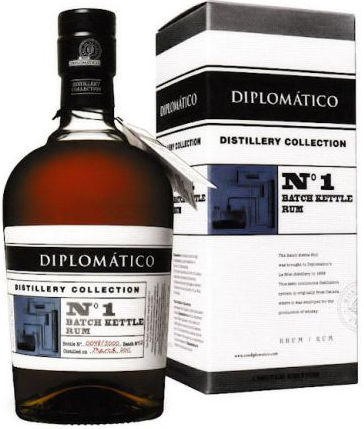 Diplomatico Distillery Collection No.1 Batch Kettle Rum