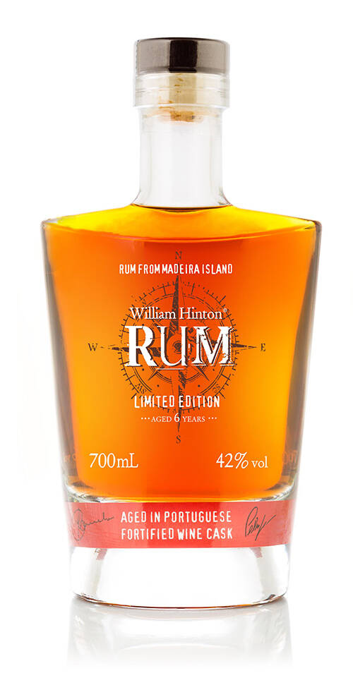 William Hinton Portugese Fortified Wine Cask Rum