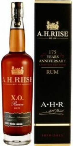A. H. Riise X.O. Reserve 175 Years Anniversary Rum