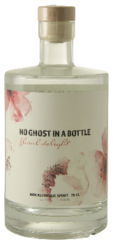 No Ghost in a Bottle Floral Delight Alcoholvrije Gin