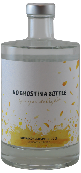No Ghost in a Bottle Ginger Delight Alcoholvrije Gin