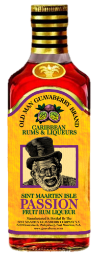 Guavaberry Passion Fruit Rum