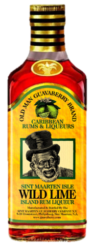 Guavaberry Wild Lime Rum