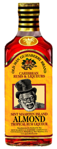Guavaberry Almond Rum