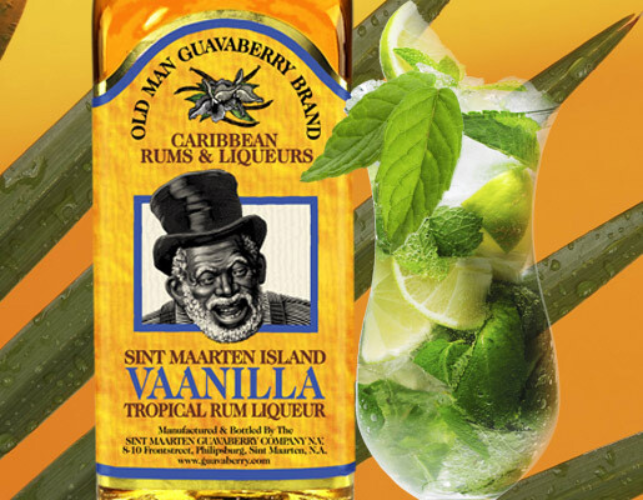 Guavaberry Vaanilla Rum