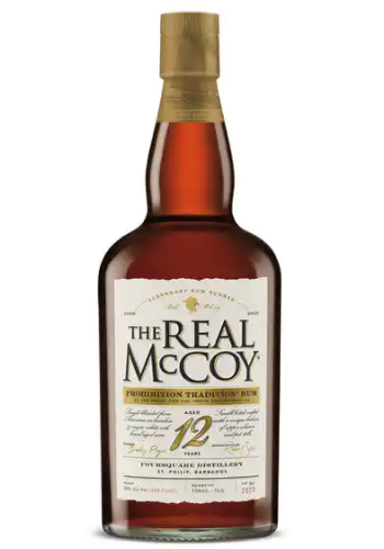 The Real McCoy Old Prohibition 12YO Rum