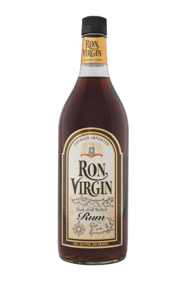 Virgin Dark Heavy Bodied Rum